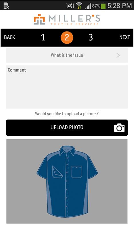 Garment Repair App